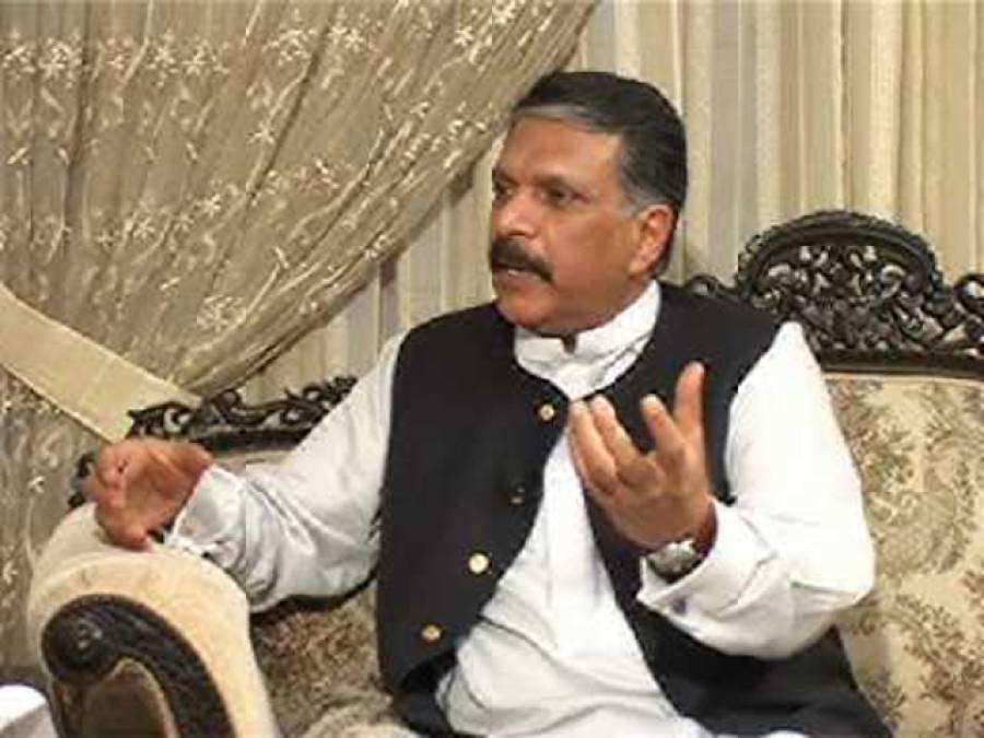 بھارت نے بلوچستان ریڈیو نشریات شروع کیں' ہم خالصتان کی بھی شروع کرسکتے ہیں: اعجاز الحق