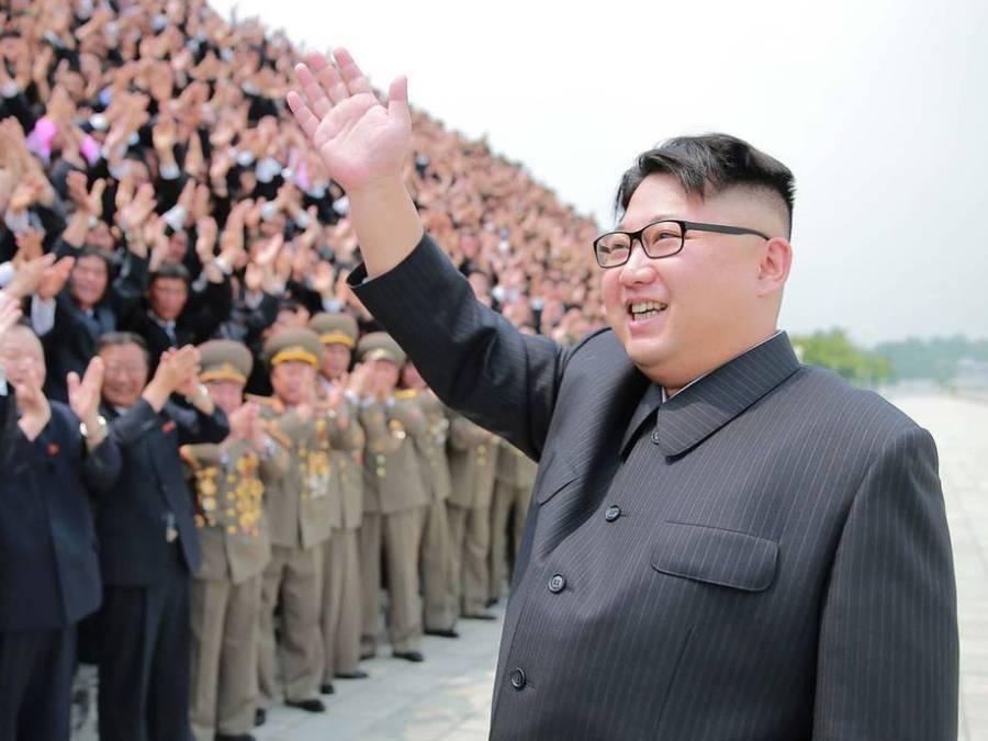 """شمالی کوریا کی ایک اور """"بغاوت""""انتہائی طاقتور راکٹ انجن کا کامیاب تجربہ کرلیا"""