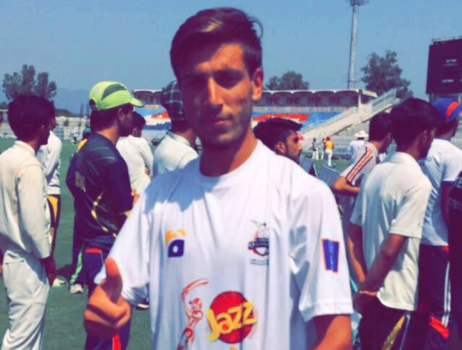 دونوں بازوﺅں کیساتھ 145 کلومیٹر فی گھنٹہ کی رفتار کیساتھ گیند بازی کرنے والا پاکستانی نوجوان سامنے آ گیا