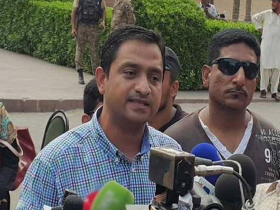 ندیم نصرت کے خلاف غداری کا مقدمہ درج کیا جائے: خرم شیر زمان