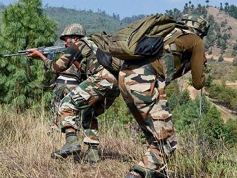بھارتی فوج کی بربریت جاری ،فوجی ہیڈ کوارٹر پر حملے کے دو روز بعد 10کشمیری نوجوانوں کو ''پاکستانی جنگجو '' قرار دے کر شہید کر دیا