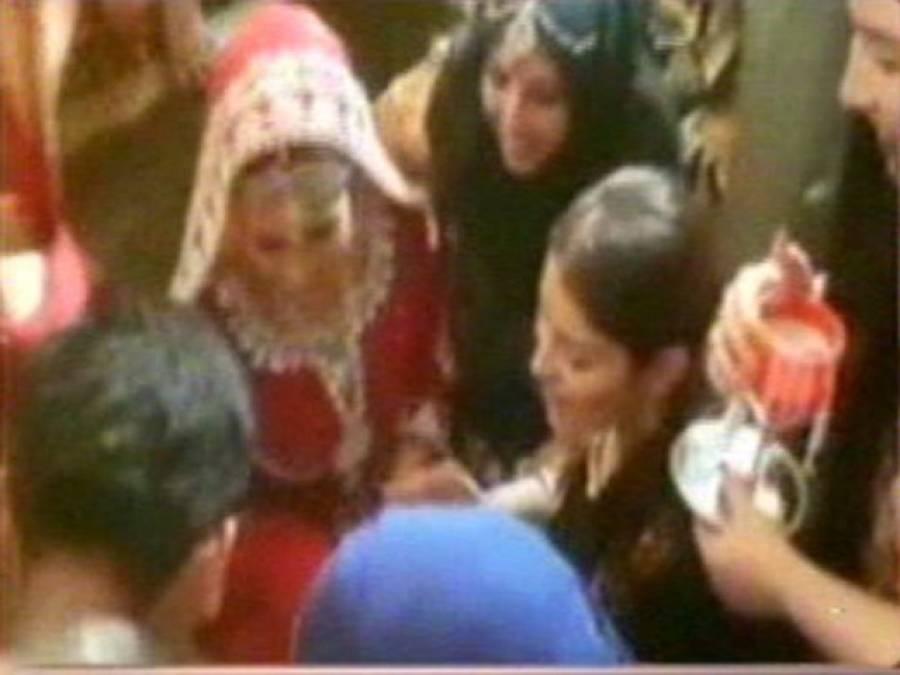 دودھ پلائی کی رسم ، محمد عامر کو ایک گلاس 50 ہزار روپے کا پڑا