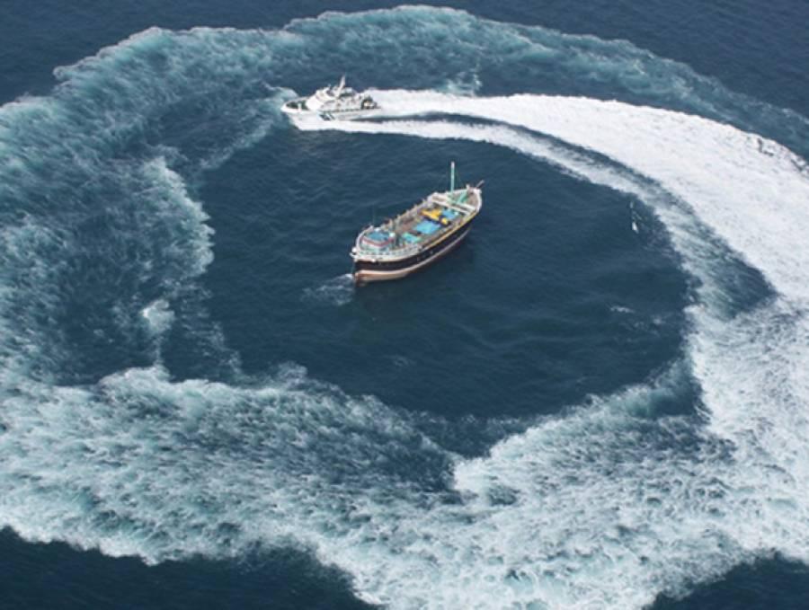 بھارتی میڈیا کی ایک اور بدحواسی ، پاکستانی کشتی پر الزام لگادیا