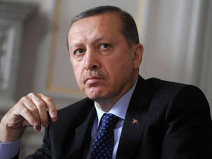'جاسٹا' بدترین قانون اور منظوری کانگریس کی غلطی ہے: ترک صدر