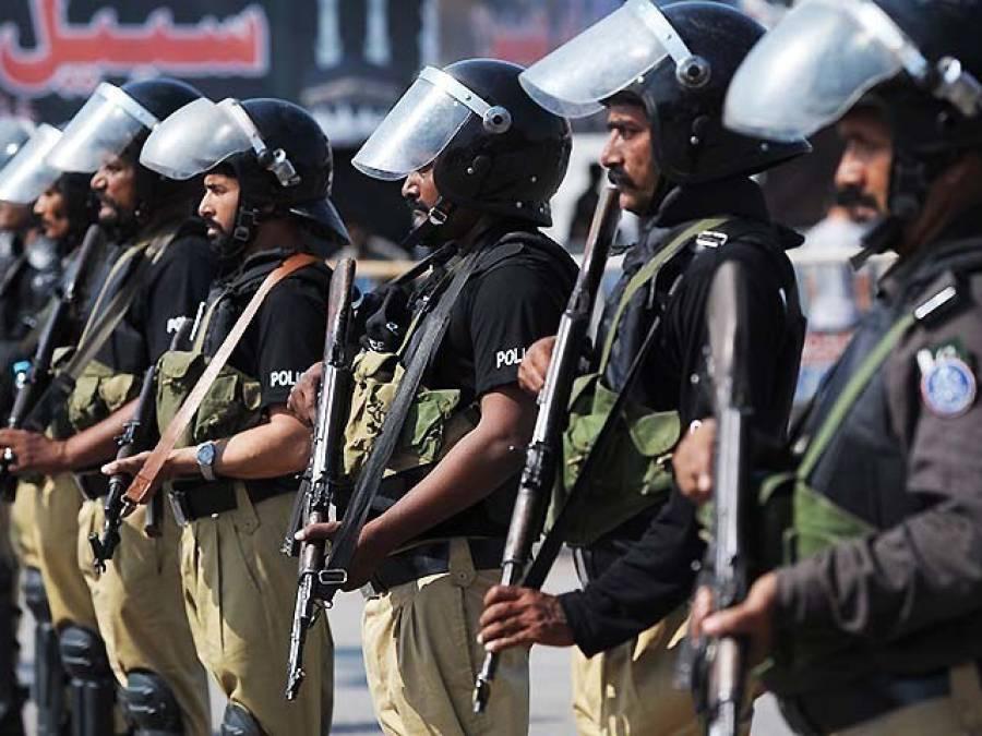 آئی جی سندھ نے محرم کے دوران فول پروف سیکیورٹی اور ہر ممکن حفاظتی اقدامات یقینی بنانے کی ہدایات جاری کر دیں