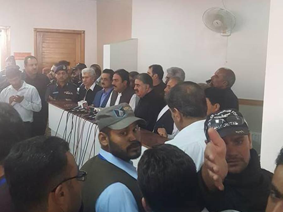 ینگ ڈاکٹرز فوری طورپر ہڑتال ختم کرکے ڈیوٹیوں پر حاضر ہوجائیں، ہڑتالوں اور دھمکیوں سے ڈرنے والے نہیں: وزیر اعلیٰ بلوچستان نواب ثناء اللہ زہری