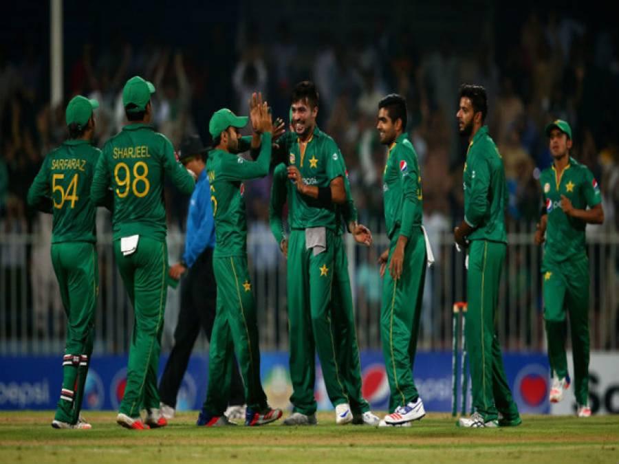 پاکستان نے دوسرے ون ڈے میں ویسٹ انڈیز کو 59رنز سے شکست دے کر سیریز جیت لی