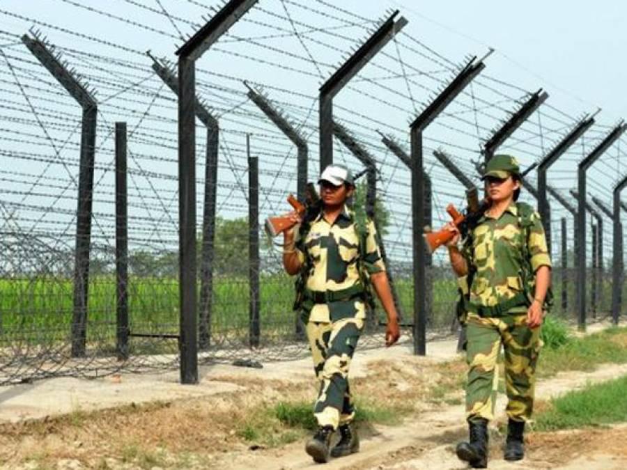 بھارت کا پاکستان کے ساتھ2ہزار 3سو کلومیٹر طویل سرحد بند کرنے کا منصوبہ