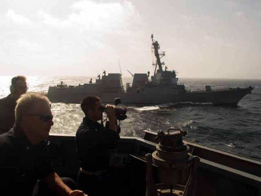 متحدہ عرب امارات کے دفاع کیلئے امریکہ نے اپنی فوجیں میدان میں اتاردیں، بڑی خبر آگئی