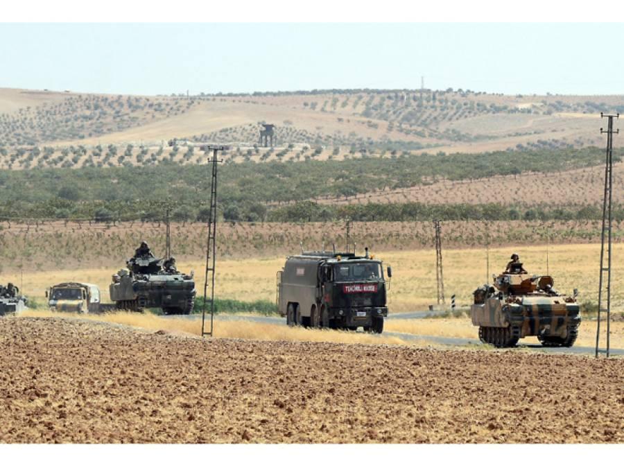 بڑی خبر! عراق کے بعد ترک فوج ایک اور ملک میں داخل، زوردار جھڑپ، نیا خطرہ پیدا ہوگیا۔۔۔