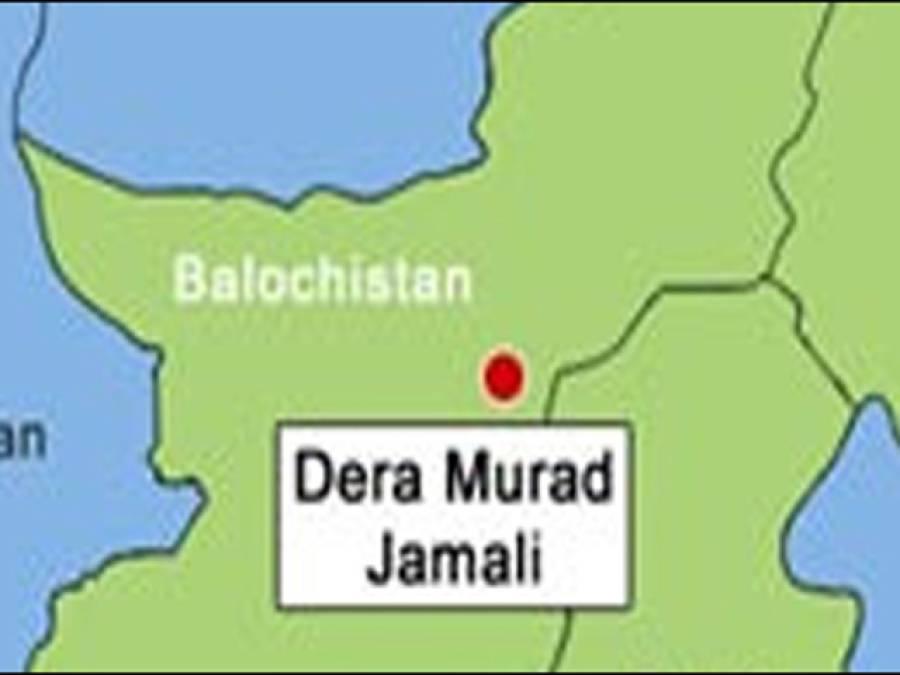 ڈیرہ مراد جمالی جیل میں قیدیوں کا احتجاج، چھتوں پر چڑھ گئے، سامان جلا دیا