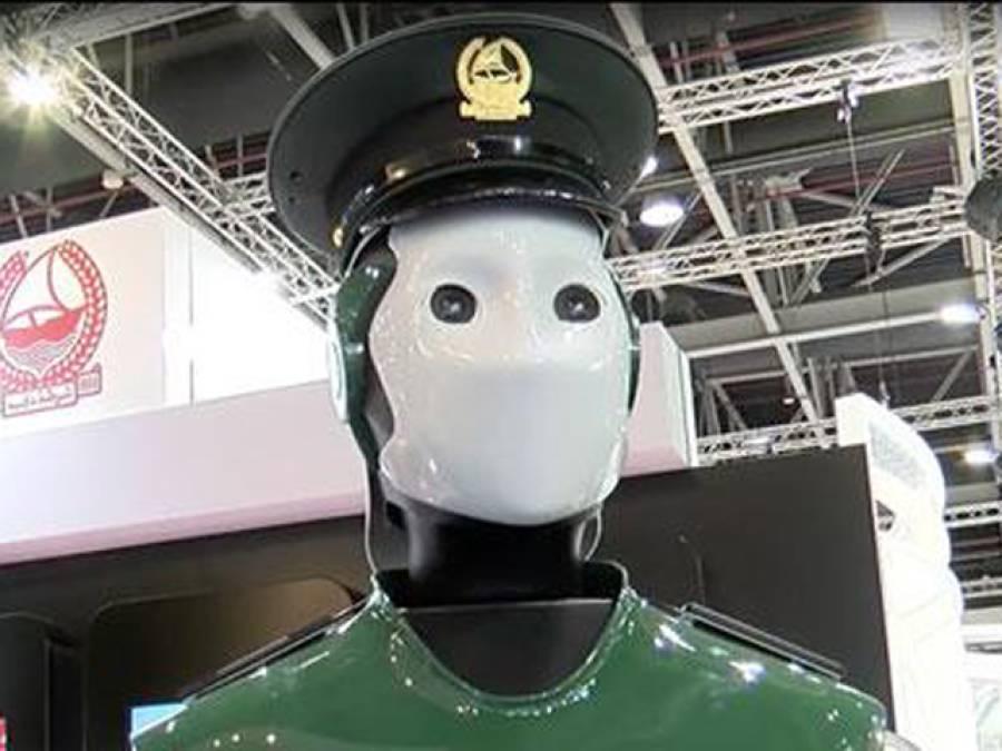 دبئی میں اب روبوٹ پولیس جرائم روکے گی،تیاریاں مکمل