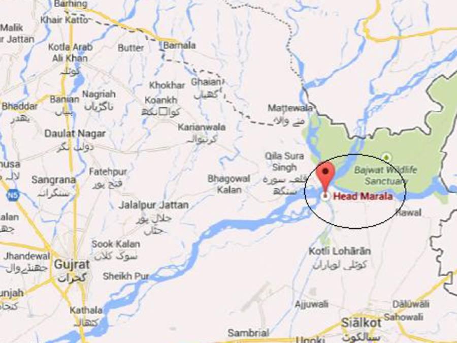 بھارت نے چناب کا پانی روک لیا، ہیڈمرالہ کے مقام پر آمد 8113 کیوسک رہ گئی