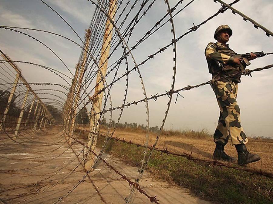 ورکنگ باﺅنڈری پر بھارتی فورسز کی بلا اشتعال فائرنگ ، بچی سمیت2افرادشہید ، 7زخمی : آئی ایس پی آر