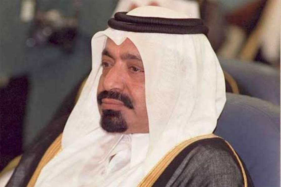 قطر کے سابق امیر شیخ خلیفہ بند حماد 84سال کی عمر میں انتقال کر گئے