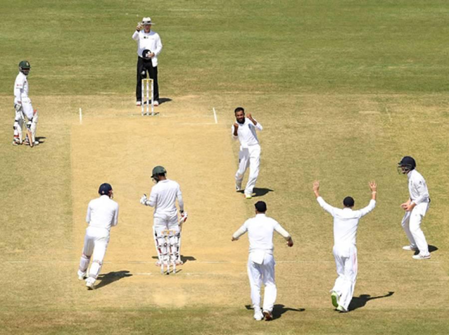 چٹاگانگ ٹیسٹ: بنگلہ دیش کا تاریخ رقم کرنے کا خواب چکنا چور، انگلینڈ نے انتہائی سنسنی خیز مقابلہ 22 رنز سے جیت لیا