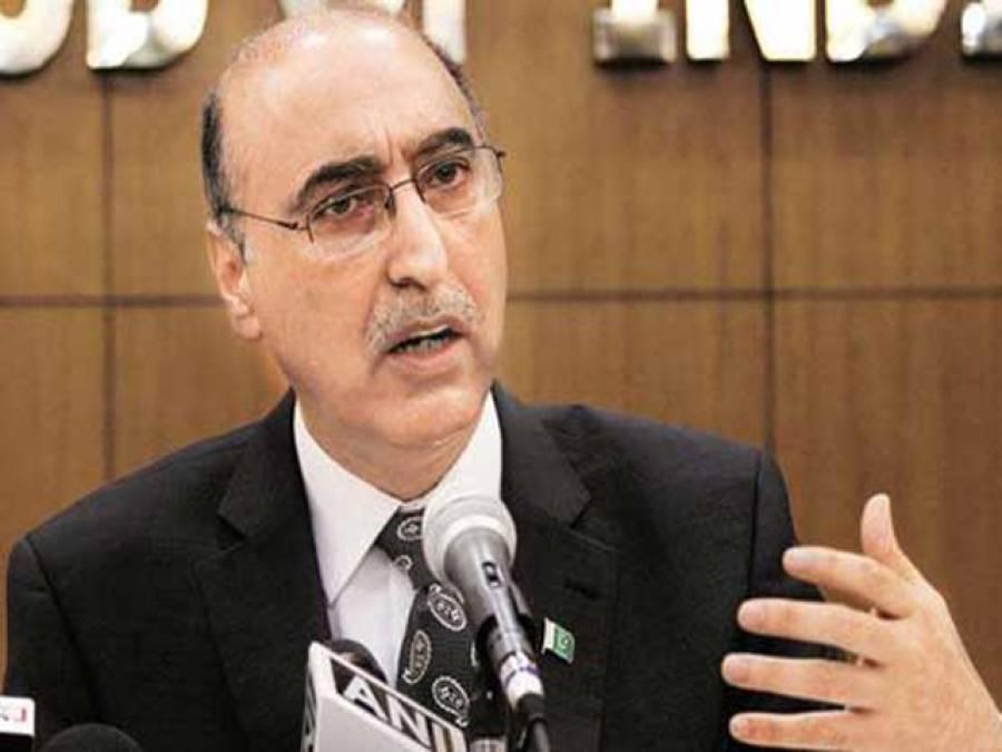 پاکستان اور بھارت کو 2003 کے سیز فائر معاہدے پر عمل کرنا ہوگا: عبدالباسط