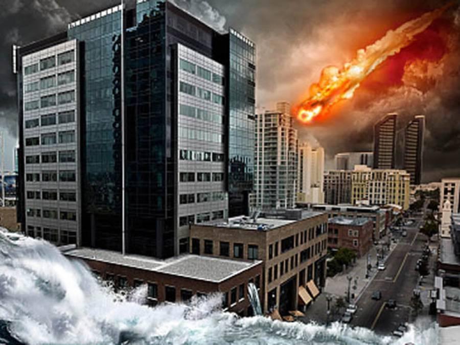 'امریکہ خوفناک ترین تباہی سے صرف 10 دن دور۔۔۔' ماہرین کی وارننگ نے امریکیوں کی ہوائیاں اُڑادیں