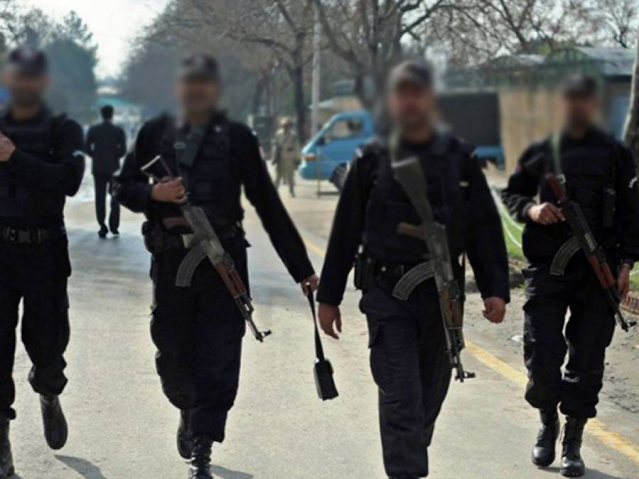 کالعدم تنظیم کے 2 کارندے گرفتار،منافرت پر مبنی لٹریچرودیگر سامان بر آمد