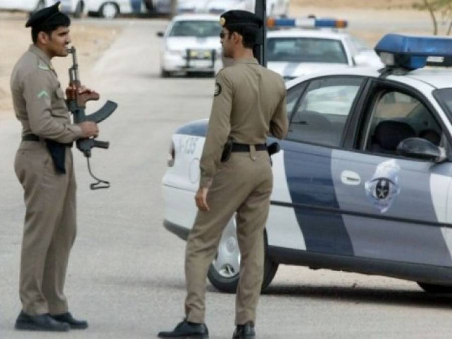 سعودی عرب پولیس پر فائرنگ, دو اہلکار جاں بحق