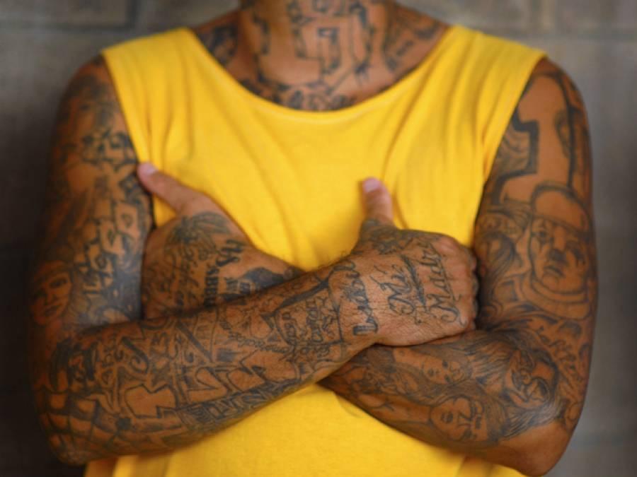 منشیات گروہوں کے لئے کام کرنے والے ملازمین کے تما م جسم پر'ٹیٹو' کیوں بنائے جاتے ہیں؟ایسی وجہ کہ آپ سر پکڑ کر بیٹھ جائیں گے