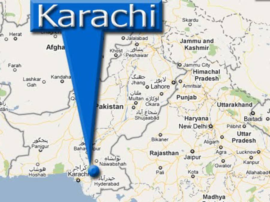 کراچی ہائی وے پر حادثے میں 10افراد زخمی