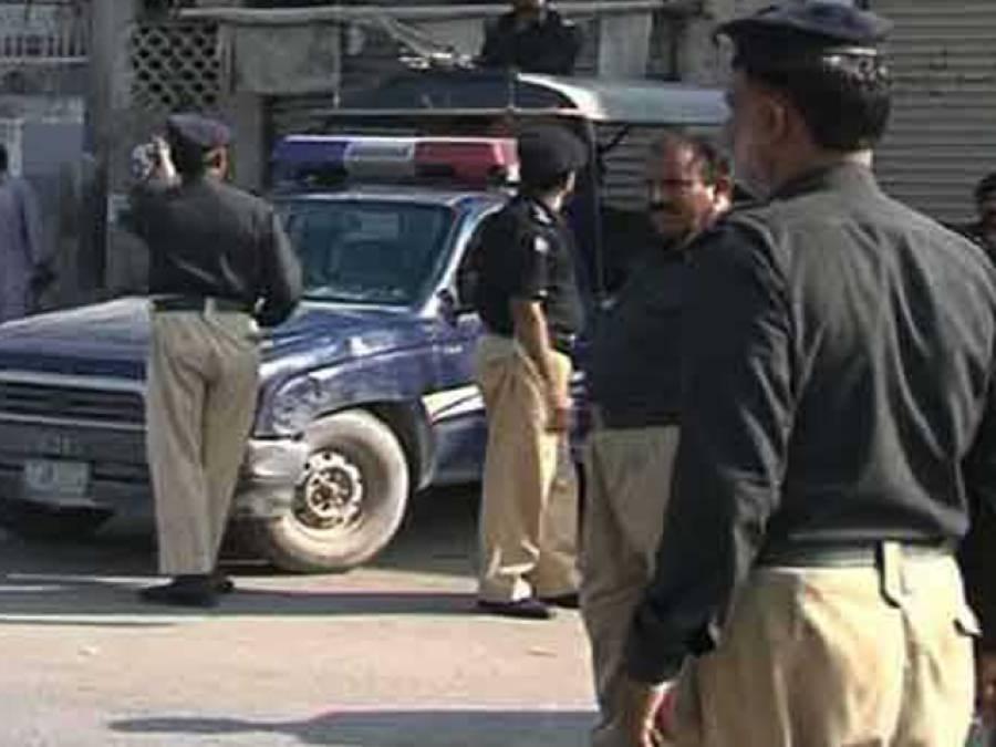 کراچی، مبینہ مقابلے میں ایک ملزم ہلاک،پچاس ون ویلر پکڑے گئے