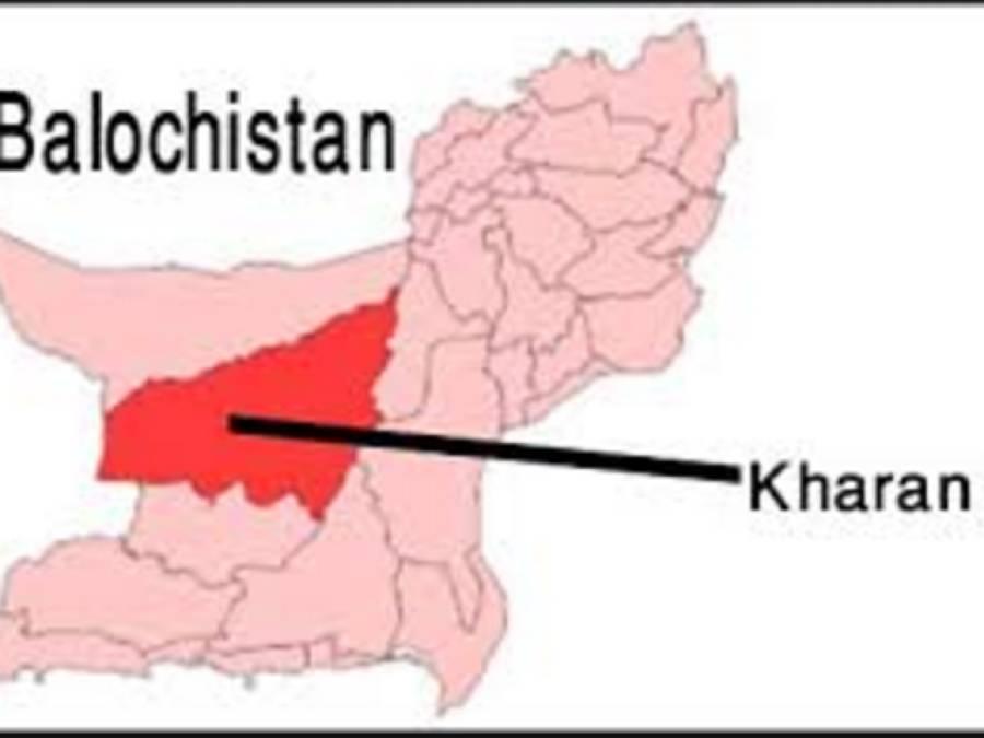 خاران میں نامعلوم سمت سے ایف سی چوکیوں پر راکٹ فائر ، گاڑی تباہ