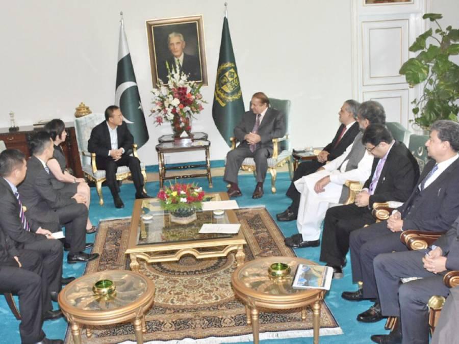 چینی سرمایہ کار بھی پاکستانی معیشت میں استحکام کے معترف،وزیراعظم سے ملاقات میں 3سوارب روپے کی سرمایہ کاری کا اعلان کردیا