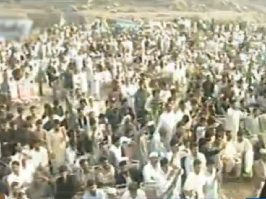 وزیرا عظم نوازشریف تحمل اور بردباری سے مسائل پر قابو پا رہے ہیں : راجہ ظفرا لحق کا کہوٹہ میں جلسے سے خطاب