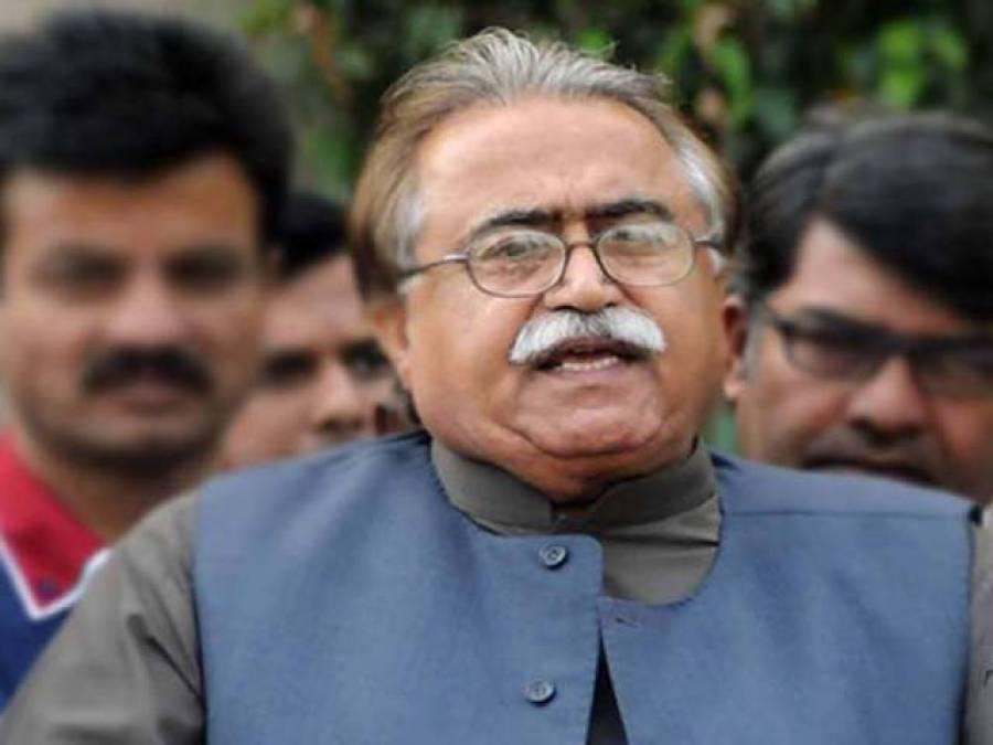 عمران خان تکبر سے نیچے آئیں ،سیاسی لوگوں کا احترام کریں ،شکست مان لیں:مولا بخش چانڈیو