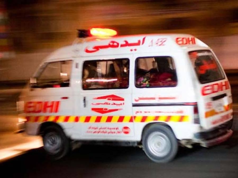 ستیانہ روڈ پر ٹریفک حادثے میں دو پولیس اہلکار جاں بحق