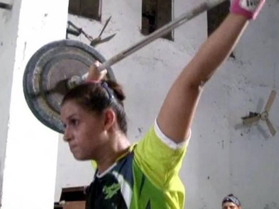 پاکستان کی سب سے طاقتور لڑکی منظر عام پر آگئی