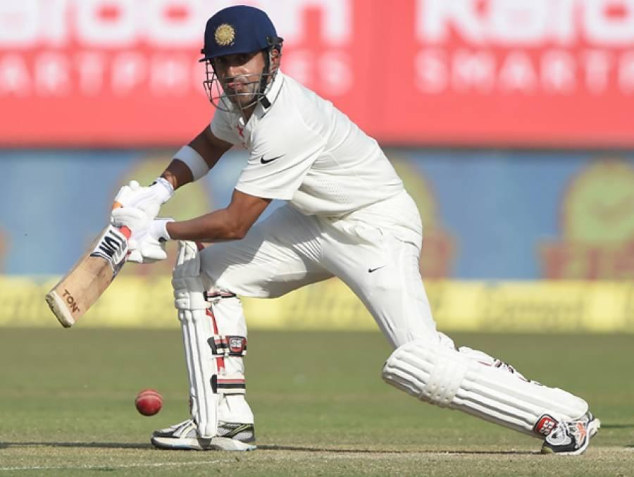 پہلا ٹیسٹ: انگلش ٹیم پہلی اننگز میں 537 رنز پر آﺅٹ، بھارت نے بغیر کسی نقصان کے 63 رنز بنا لئے ، 474 رنز کے خسارے کا سامنا