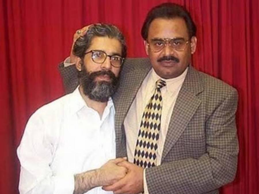 ڈاکٹر عمران فاروق کو الطاف حسین کو سالگرہ کا تحفہ دینے کیلئے قتل کیا :ملزم خالد شمیم کا اعترافی بیان