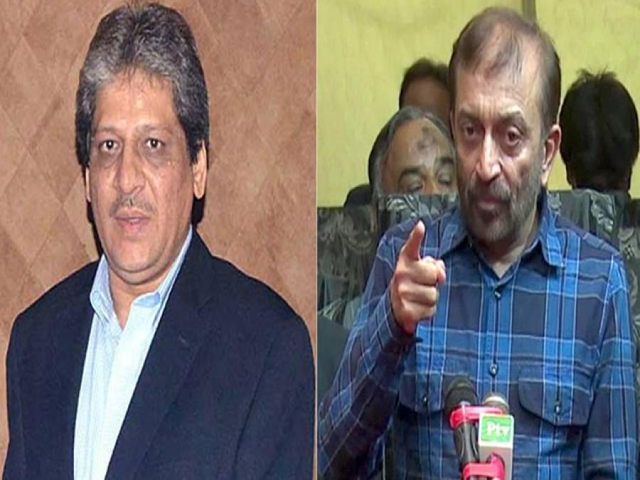 عشرت العباد اور فاروق ستار کی ایک ہی وقت میں دبئی میں موجودگی، سابق گورنر نے ملاقات کا پیغام بھجوادیا