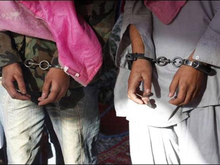 سی ٹی ڈی کی سرگودھا میں کارروائی : کالعدم تنظیم کے 2دہشت گرد گرفتار ، بھاری اسلحہ برآمد