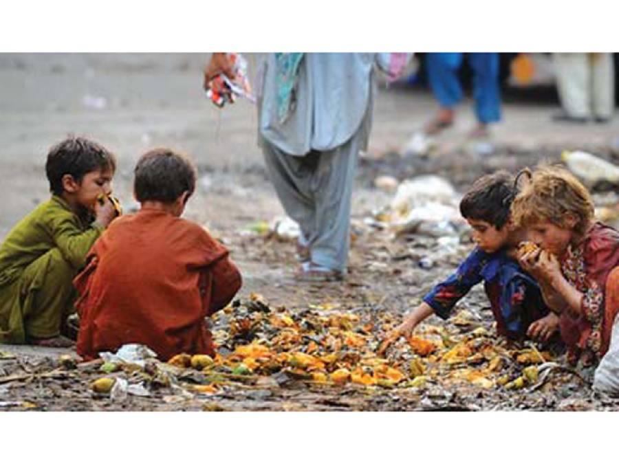 24 لاکھ بچے شدید غذائی قلت کا شکار، ہیلتھ ایمرجنسی نافذ