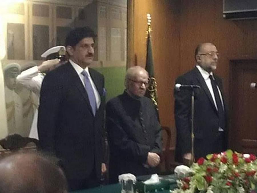 گورنر سندھ کی تعیناتی کو لاہور ہائیکورٹ میں چیلنج کر دیا گیا