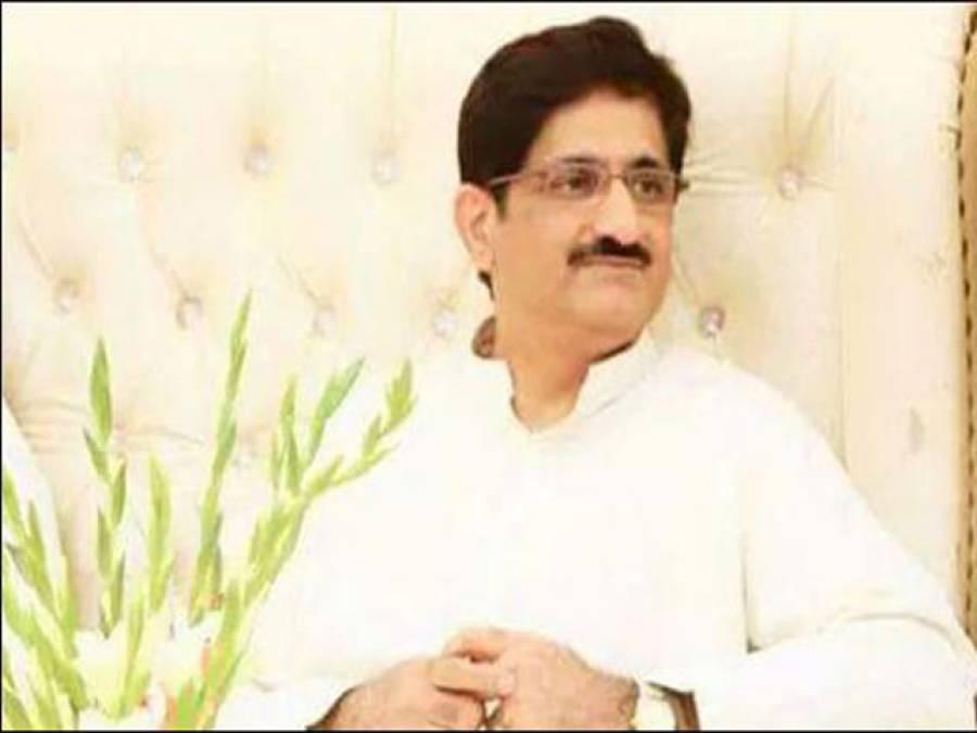 بہتر ہوتا اگرگورنر سندھ کی تقرری پر ہم سے بھی مشورہ لیا جاتا:مراد علی شاہ
