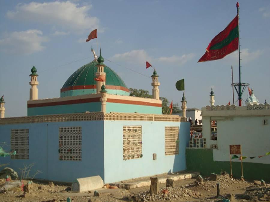 درگاہ شاہ نورانی کو منگھو پیر اور حب چوکی کے راستے لگتے ہیں: ایس ایس پی لسبیلہ