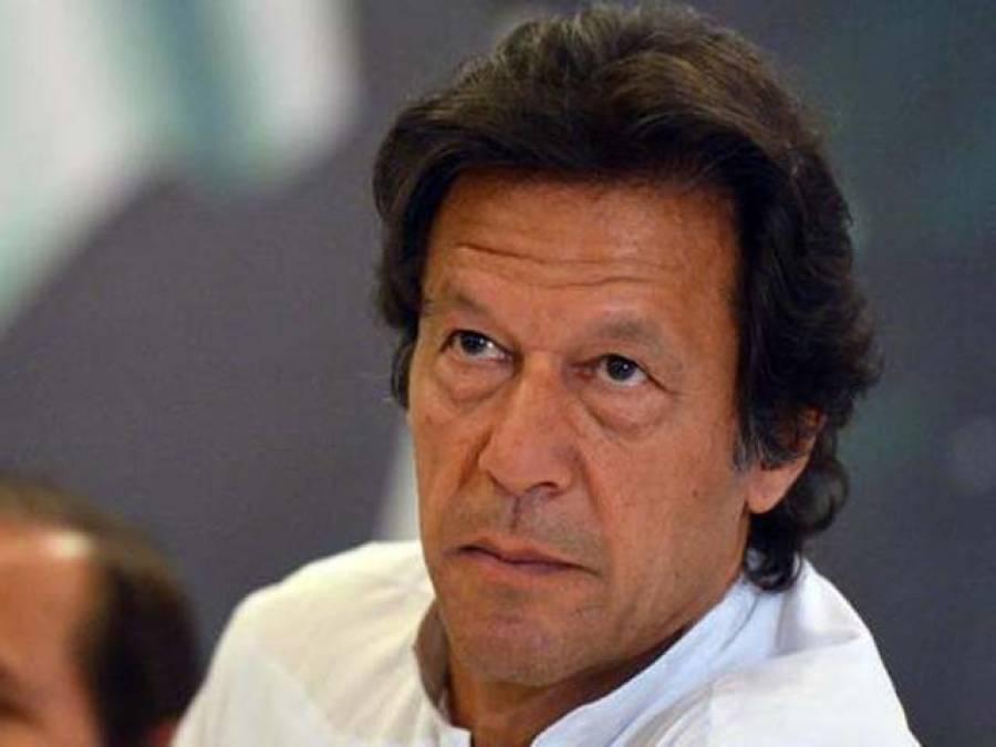 معصوم شہریوں کے خون سے ہاتھ رنگنے والے انسانیت کے دشمن ہیں:عمران خان