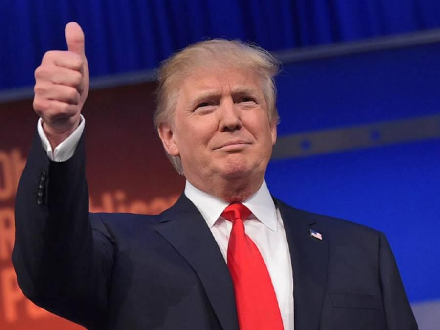 نومنتخب امریکی صدر ٹرمپ نے عہدہ صدارت کی تنخواہ لینے سے انکار کر دیا