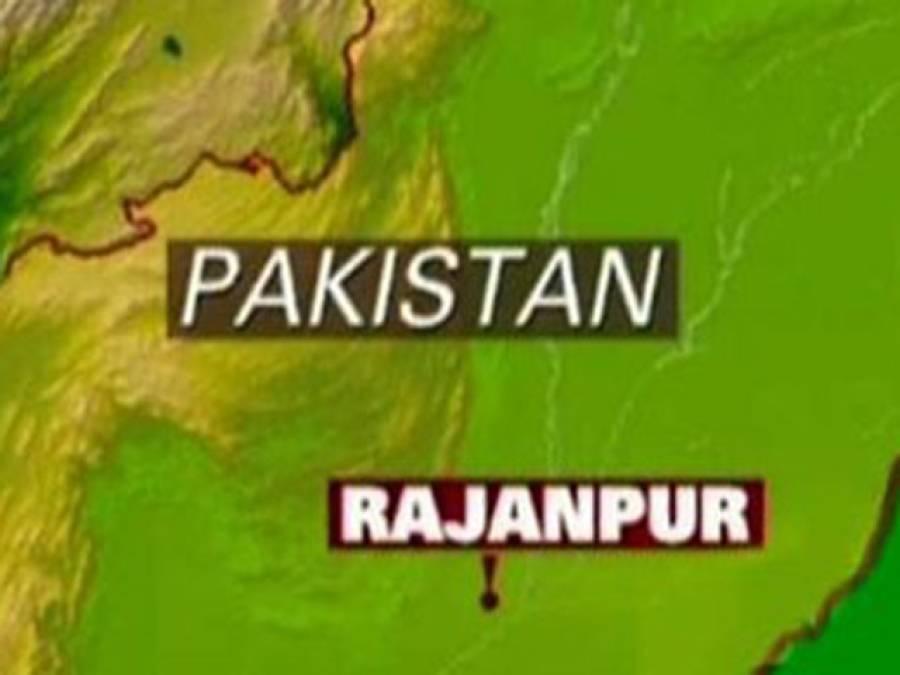 راجن پور : انڈس ہائی وے پر کوچ اور ٹرالر میں تصادم ، بچی جاں بحق ،15مسافر زخمی