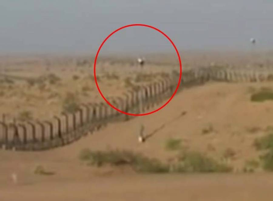 پاکستا ن چین میں تیار کیے جانے والے 'ہائی انٹن سٹی 'کیمرے سرحد پر نصب کر رہاہے :بھارتی میڈیا تلملا اٹھا