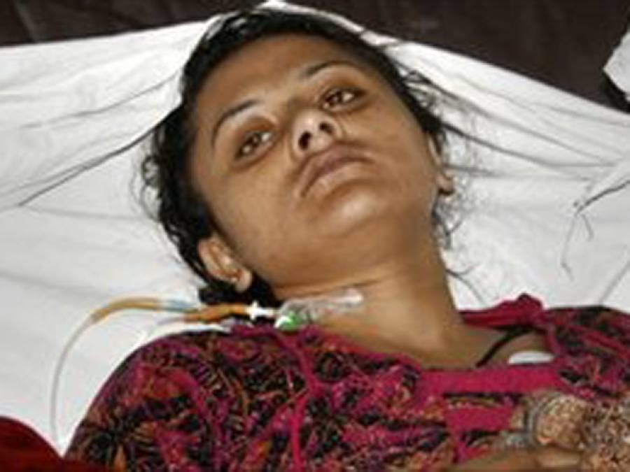عمران فاروق کی بیوہ شمائلہ کی حالت بدستور تشویش ناک، ہسپتال کے انتہائی نگہداشت کے وارڈ میں داخل