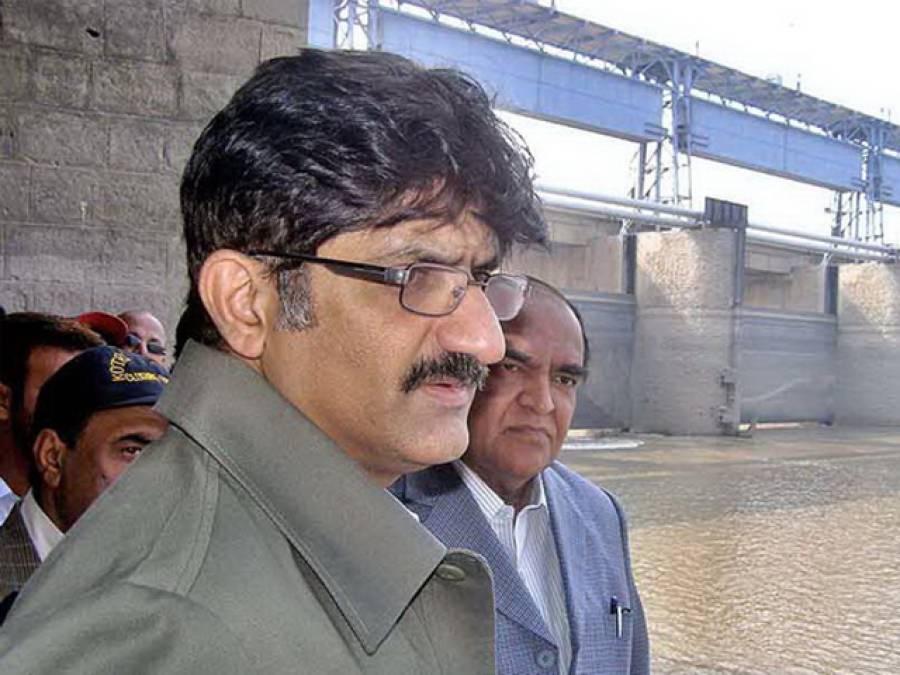وزیر اعلیٰ سندھ اچانک طارق روڈ پہنچ گئے ،ترقیاتی کاموں کا جائزہ