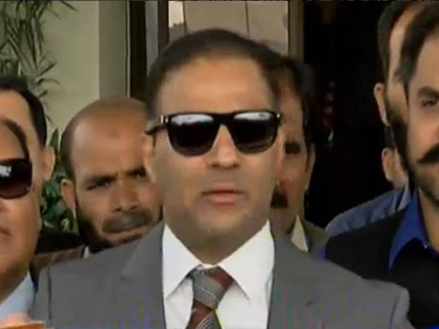 پی ٹی آئی اور شیخ رشید کی جھوٹی سیاست کا جنازہ سپریم کورٹ سے نکلے گا : عابد شیر علی