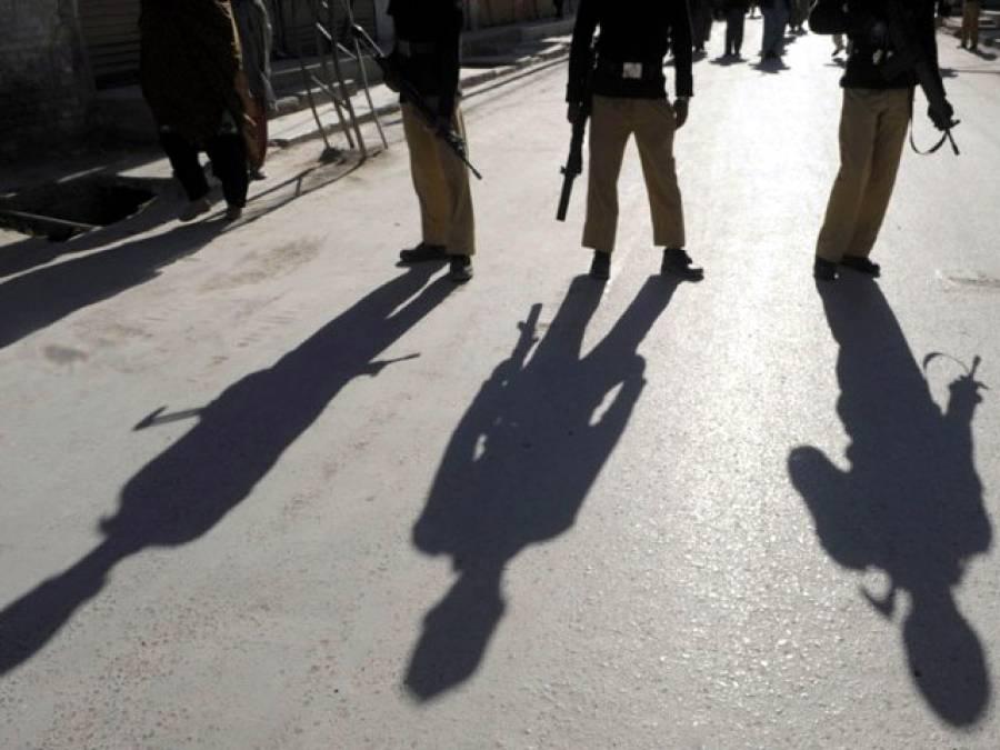 پولیس کی شکارپور میں کارروائی، کالعدم تنظیم کے 4 دہشت گرد گرفتار