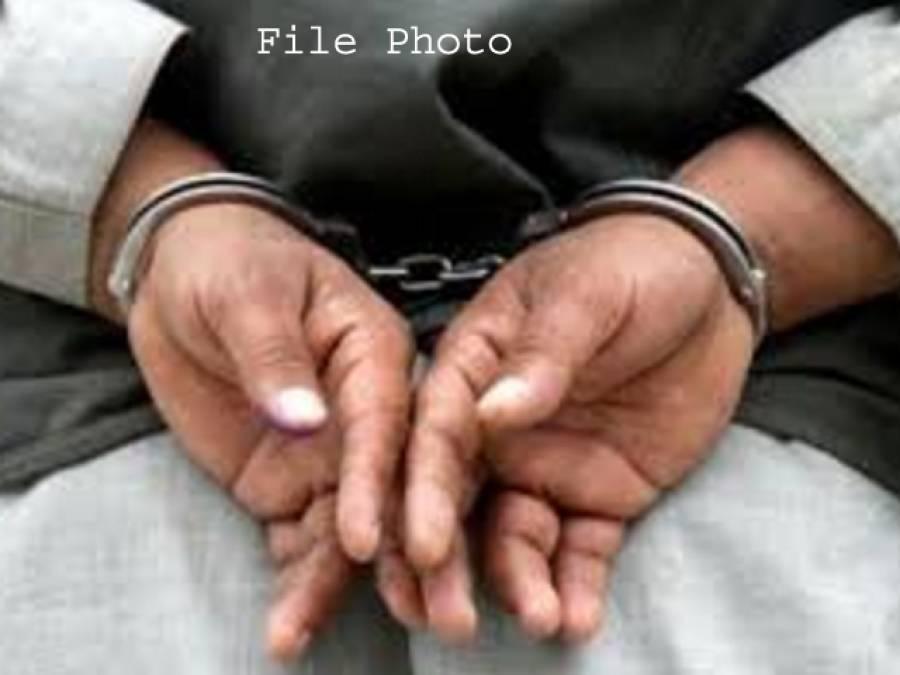 کوہاٹ : بم دھماکوں میں ملوث کالعدم تنظیم کا دہشت گردی قاری عبید گرفتار